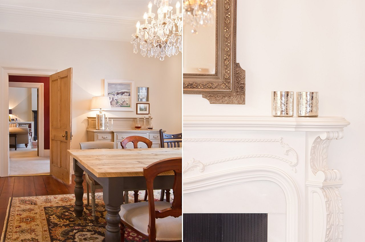 Country House Interior Design, Leeds