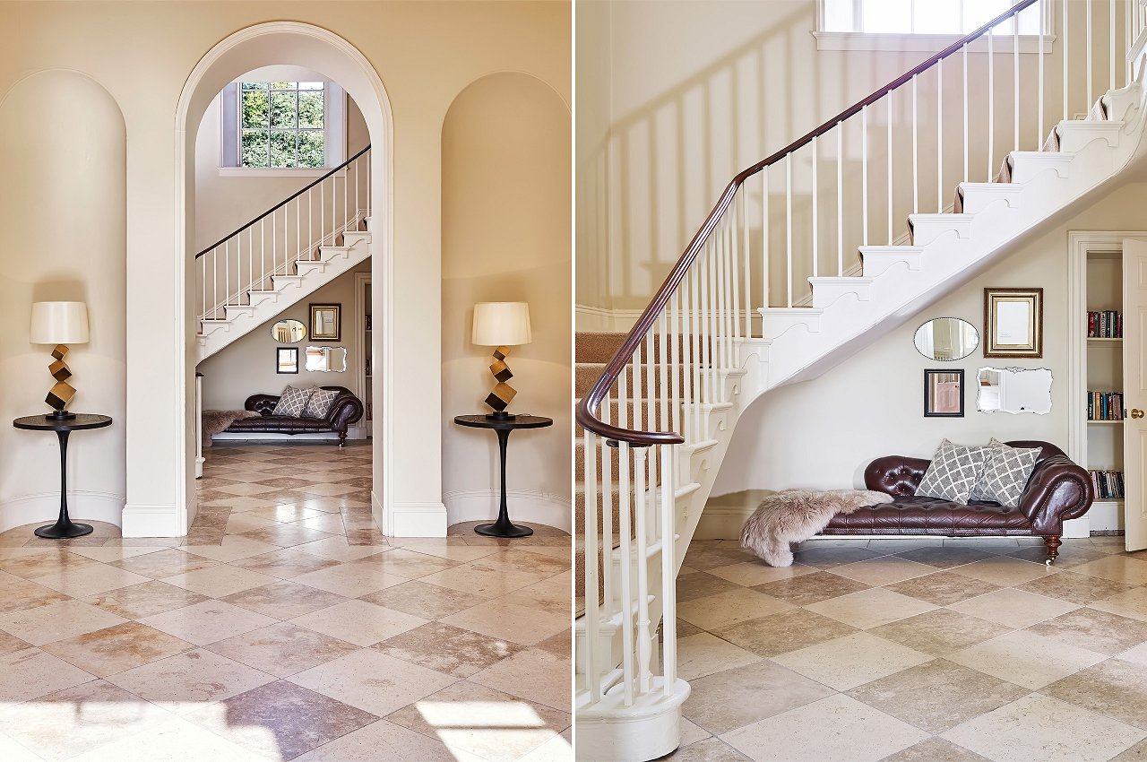 Interior Design Example Country Mansion Leeds